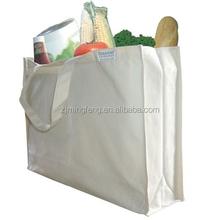 cotton bag/ elegant and fashion pvc coated cotton bags/ carton bags