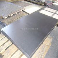 titanium armor plate/titanium electrode plates