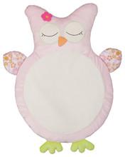 wholesale china lovely soft plush baby gym owl mat