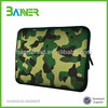 Top selling camouflage color neoprene soft tablet case