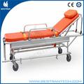 Baratos bt-ta009 ambulancia del hospital ensanchador silla de aluminio de emergencia ensanchador paciente del hospital de la carretilla