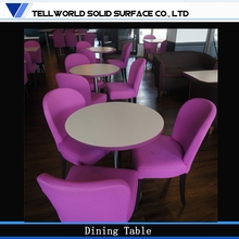 2015 Tell World high end funky restaurant furniture wholesale
