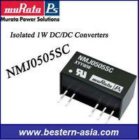 Murata NMJ0505SC 5.2kVDC Isolated 1W DC/DC Converters