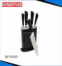 New product hot sale royalty line set knife