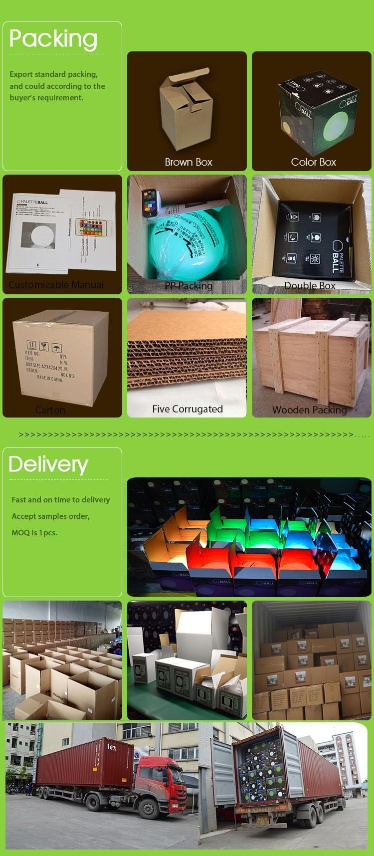 E smart Live Packing