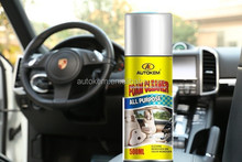 Safety all purpose Foam Cleaner Spray for Car Care/car cleaner