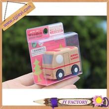 Handmade police mini car toy,wooden mini cargo trailers,kid mini bulldozer