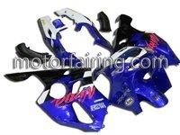 Kawasaki ZX-6R 94-97 motorcycle fairing/fairing kit/body kit/body fairing blue