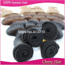 Romance Curl Aunty Funmi Hair Three tone Color Remy Human Hair