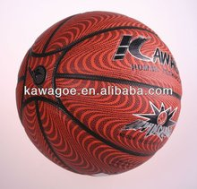 Street basketball ball manufacturer