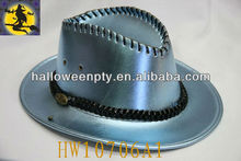 2013 New Design Blue Flashing Cowboy Hat