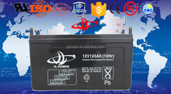 12v120ah UPS Rechargeable Sealed Lead acid battery /Solar battery/UPS Battery/12V120AH made in Guangzhou
