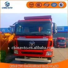 Foton auman etx 375 8x4 hp diesel de camiones volquete, volcado de camiones para la venta, camiones de volteo