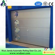 smart automatic garage door