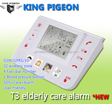 10 Years Experience Senior Home& Away Elderly Care Products With Necklace and Bracelet Button