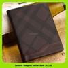 15414 Imported top grain cow leather RFID blocking wallet