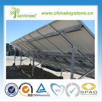 1000w galvanized steel solar panel kit for home solar panel ground mounting system