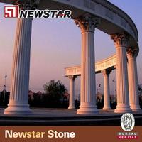 Newstar natural stone column cover