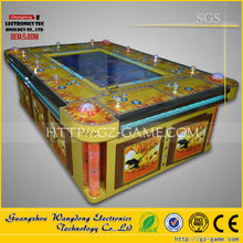 Most popular igs arcade fishing game machine, Economic hot-sale fishing season game machine 8 players