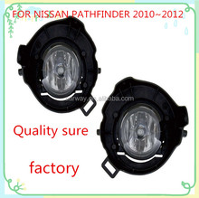 Auto fog light for Nissan pathfinder 2010 to 2012 the best price china