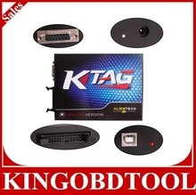 High Performance Cost-effective Auto Ecu programmer ktag k-tag ecu programming tool master version with 1 year warranty on sale