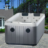 made in China freestanding Acrylic outdoor spa hot tub