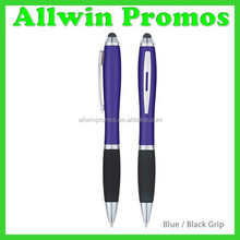 Logo Printed Plastic Touch Screen Stylus Pen