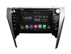 8in Touch screen android 2 din toyota camery 2012 with GPS, ipod, Wifi, ATV, 3g, mirror link functions
