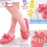 Quality cute winter slippers women autumn spring slippers