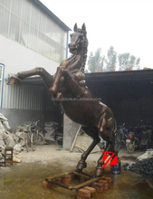 Hot sell outdoor cast bronze horse statue for sale