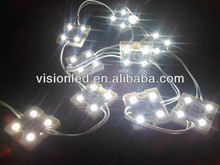 12v outdoor waterproof 5050 led module for advertising box and channal letter