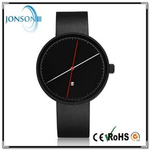 Minimalist simple design your own watch 3atm water resistant stainless steel watch case