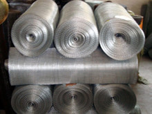 High quality galvanized welded wire mesh roll made in China