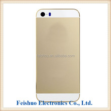 Wholesale for iPhone 5S Back Cover Housing Battery Door