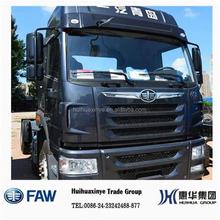 FAW Tractor Truck 6*2 2015/ mini van / Chinese mainland