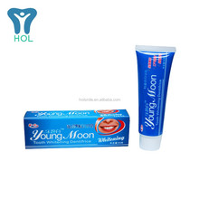 Branding easy white mint flavor 80ml teeth bleaching toothpaste for home use