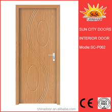 PVC hdf moulded door skin design SC-P062