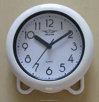 Bathroom waterproof wall clock