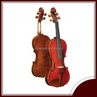 Qualitied conservatory violin with Clear Stem Top(LCMV200)