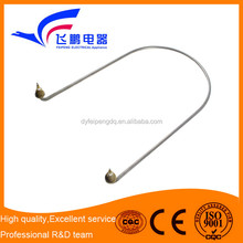 2500w electrical stainless steel heating tube for rice cooking