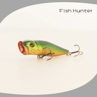 65mm 9g supply hot sell popper lure hard fishing lure