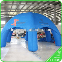 CE 6 legs dome ads inflatable display tent