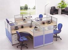 Hot Sell Furniture Melamine Wooden MDF Office Table Desk