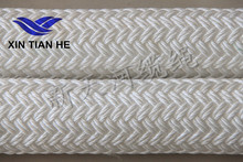 Double braided Polyester Multifilament Rope/hawser with factory price