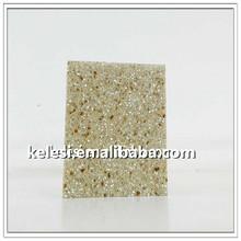 Preço metro quadrado de big laje articial superfície sólida