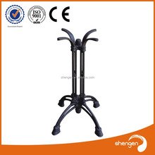 Sell Top 10 bistro table/round dining tables/steel table legs