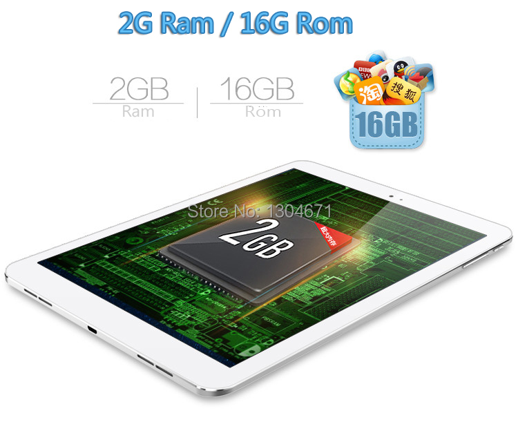 2014 Cube Talk 9X U65GT MT8392 Octa Core 2.0GHz Tablet PC 9.7 inch 3G Phone Call 2048x1536 IPS 8.0MP Camera 2GB/32GB Android 4.4