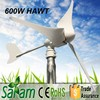 600W 12V/24V Mini Wind Power Generator
