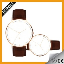 2015 Fashion watches design for bosom female friend with alloy case and chain hot sell watch in Europe for couple and lovers