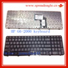 notebook keyboard for HP G6-2000 2025 2301 2327 2328 2146TX